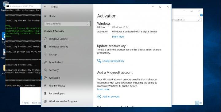 How To Change Hwid Windows 10