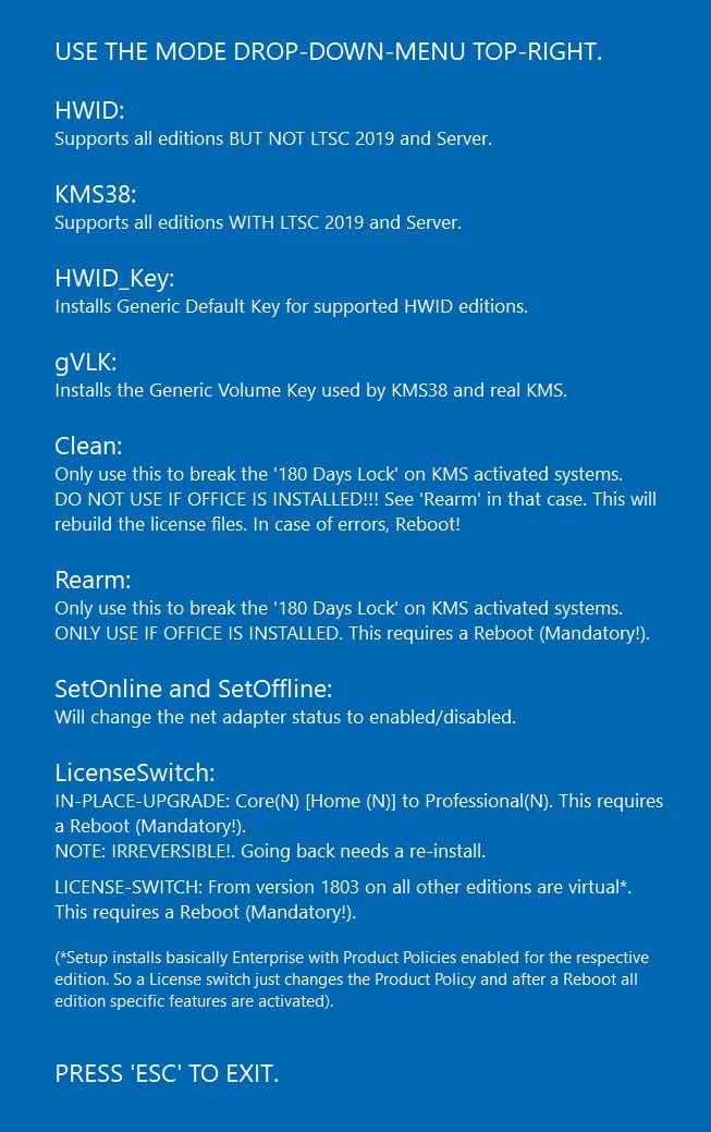 hwid kms38 gen mk6 - Download and usage guide (permanent or